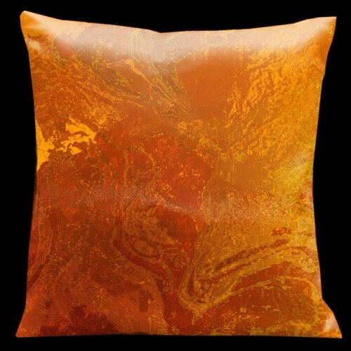 Lama Kasso Como Gardens Square Satin Pillow