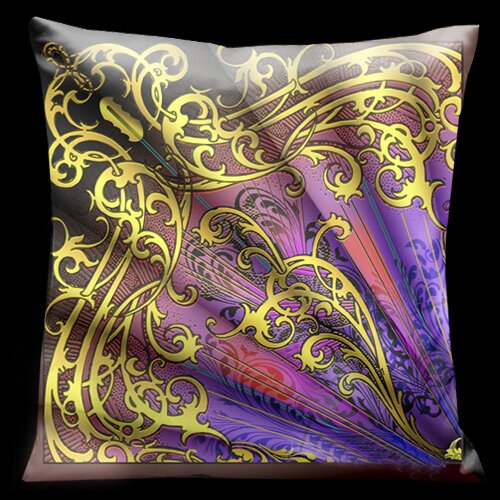 Lama Kasso Parisian Square Pillow
