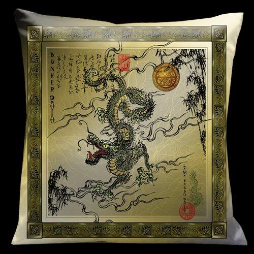 Lama Kasso Exotic Asia Square Pillow