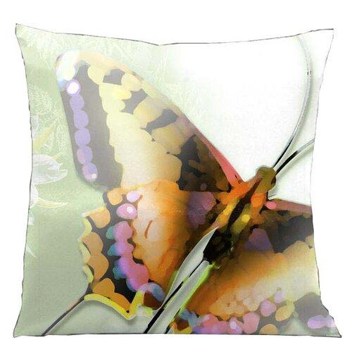 Glow Butterfly Pillow