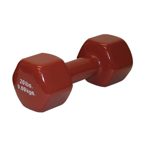 Cast-Iron Dumbbell