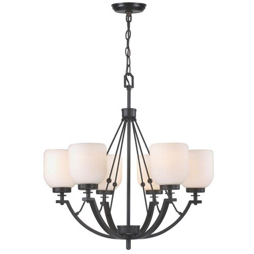 Bailie II 6 Light Chandelier