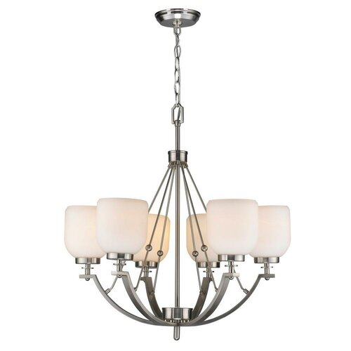 Bailie 6 Light Chandelier