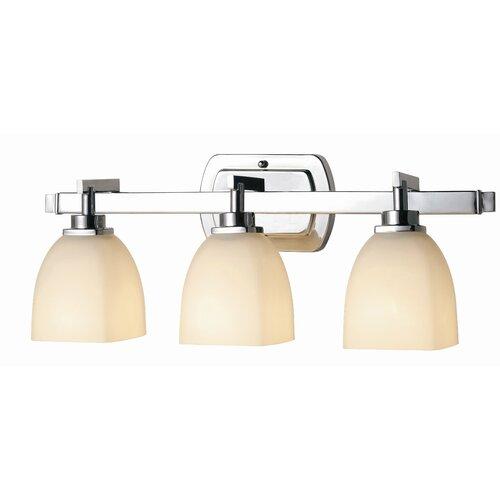 World Imports Galway  3 Light Vanity Light
