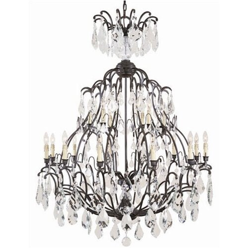 Timeless Elegance 18 Light Chandelier