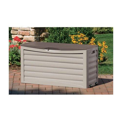 Suncast Resin Outdoor Storage Box