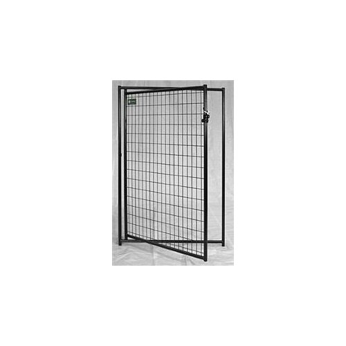 Jewett Cameron Lucky Dog Powder Coated Pet Gate Panel