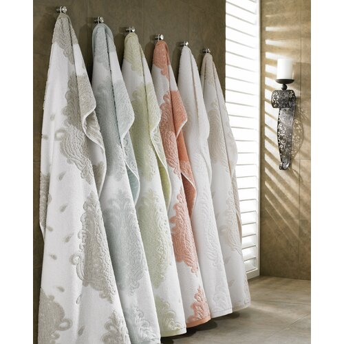 Roma 6 Piece Towel Set