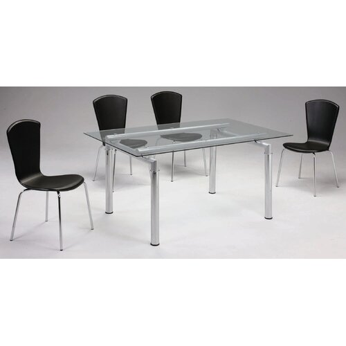 New Spec Inc Cafe 26 Dining Table