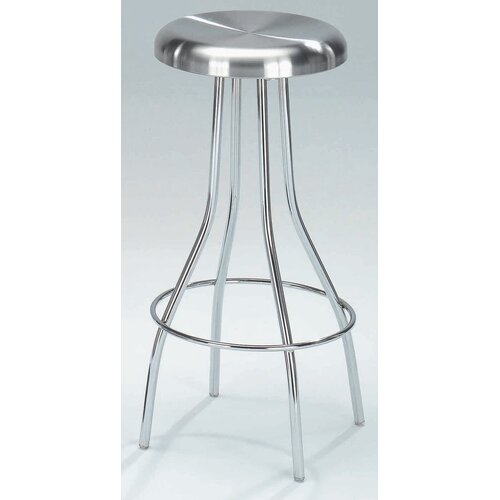 "New Spec Inc 26.37"" Swivel Bar Stool"