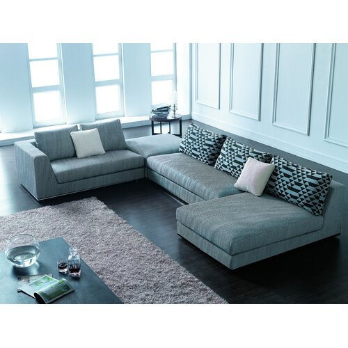 New Spec Inc Annabella Sectional