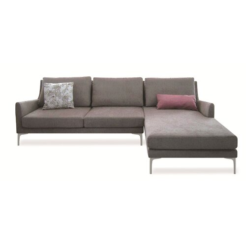 Chicago Right Fabric Sectional