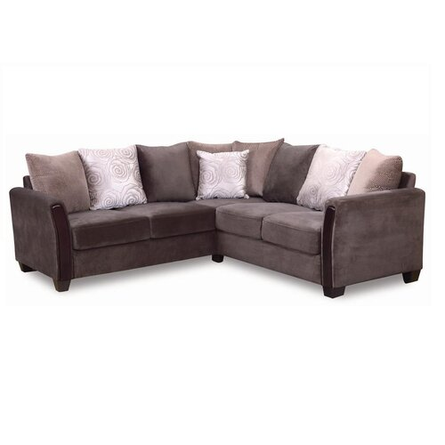 Morgan Fabric Sectional