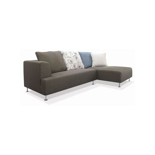 Blossom Right Fabric Sectional