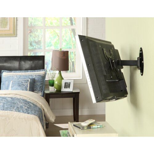 "Atlantic Articulating Arm/Swivel/Tilt Wall Mount for 10"" - 37"" Flat Panel Screens"