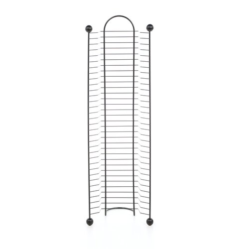 Atlantic 32 DVD/Blu-Ray Multimedia Nestable Wire Rack