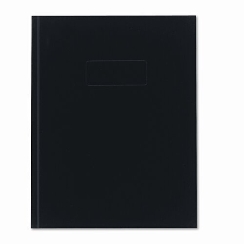Blueline® Business Notebook, College Rule, 9-1/4 x 7-1/4, 96 Sheets/Pad