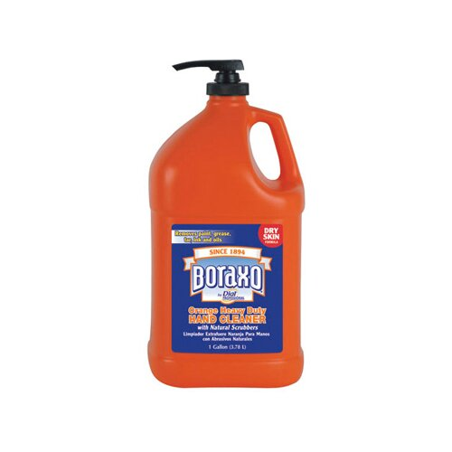 Boraxo Heavy Duty Hand Cleaner with Scrubbers - 1 Gallon