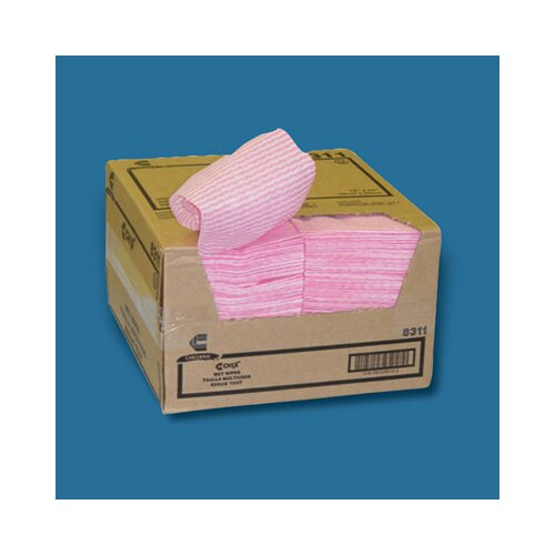 Chix Wet Wipe in Pink and White