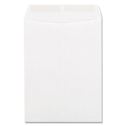 Columbian Envelope Catalog Envelope, Side Seam, 9x12, 24lb., White, 250/Box