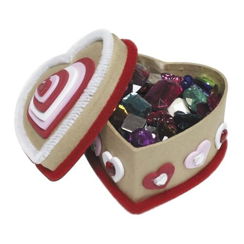 Creativity Street® Papier-Mâché´´ Box Activity Pack, 24/Pack