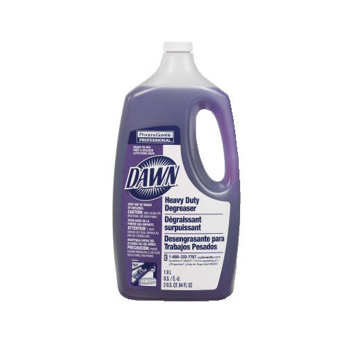 Dawn Heavy-Duty Degreaser Liquid Bottle