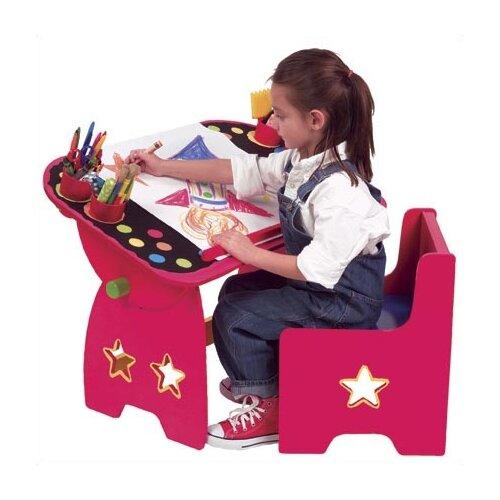 "ALEX Toys 32"" W My Art Desk"