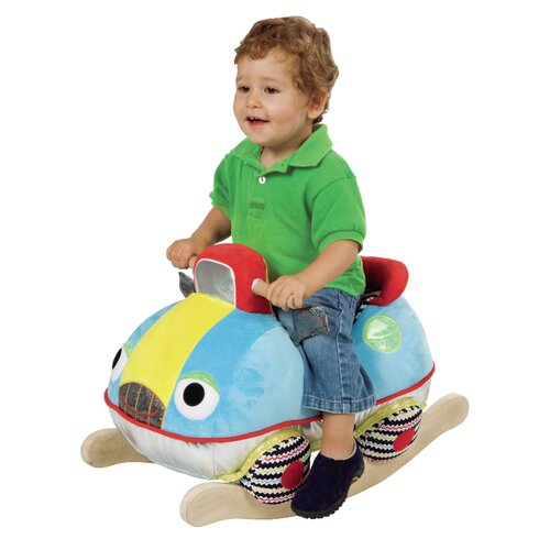 ALEX Toys Zoom Around Rocker