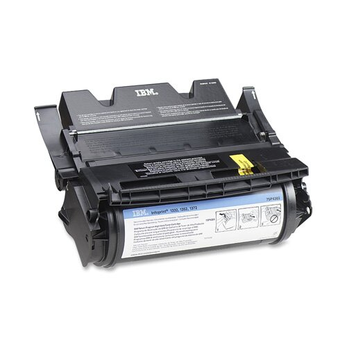 InfoPrint Solutions Company 75P4301 High-Yield Toner