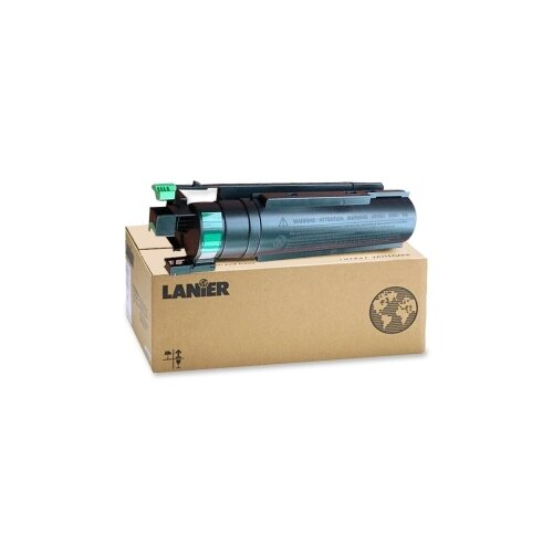 Lanier 491-0317 Copier Toner Cartridge, 5000 Page Yield, Black
