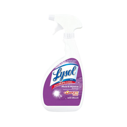 Lysol 1 Qt. Trigger Spray Bottle Liquid Mold and Mildew Remover (12-1 carton)