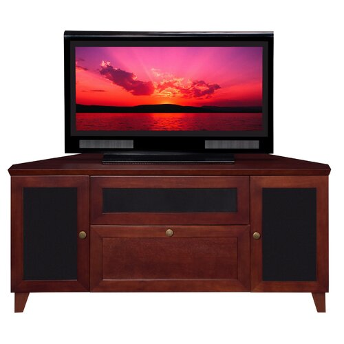 "Furnitech Shaker 61"" Corner TV Stand"