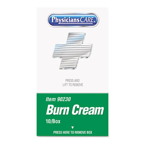 PhysiciansCare® Xpress First Aid Refill Kit of Burn Cream