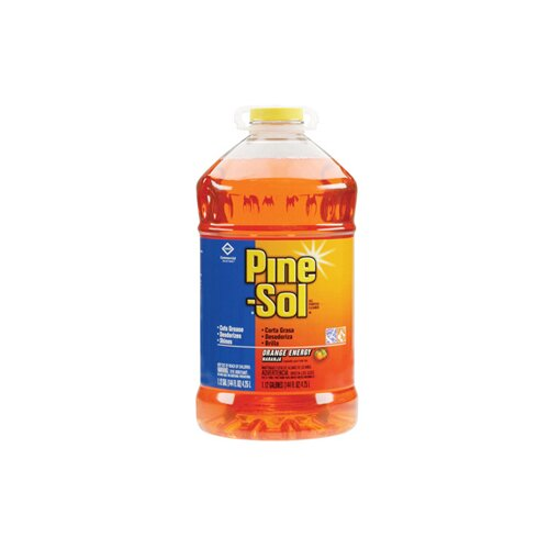 PINE-SOL All-Purpose Cleaner Orange Scent Bottle