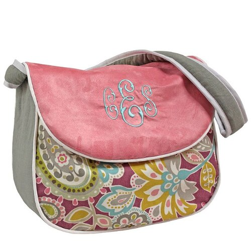 Hoohobbers Messenger Diaper Bag