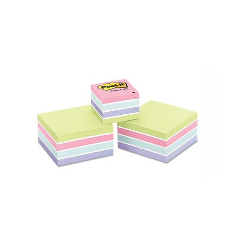Post-it® Cubes Note Pad