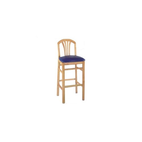"Alston 30"" Bar Stool with Cushion"