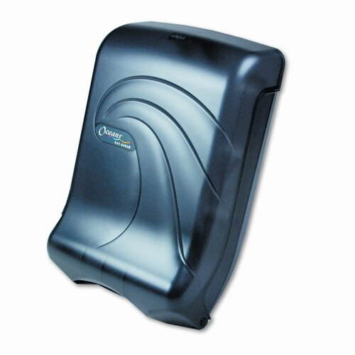 San Jamar Oceans Ultra Fold Towel Dispenser