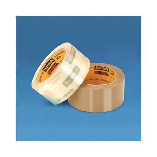 Scotch® Commercial Grade Packaging Tape in Tan