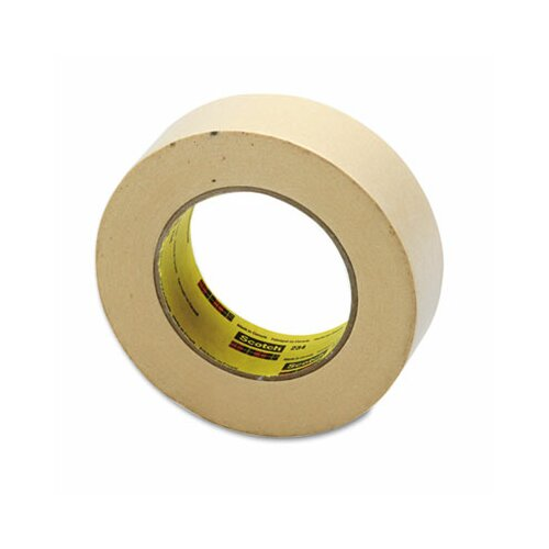 "Scotch-Brite™ General-Purpose Masking Tape, 1-1/2"" x 60 yards, 3"" Core"