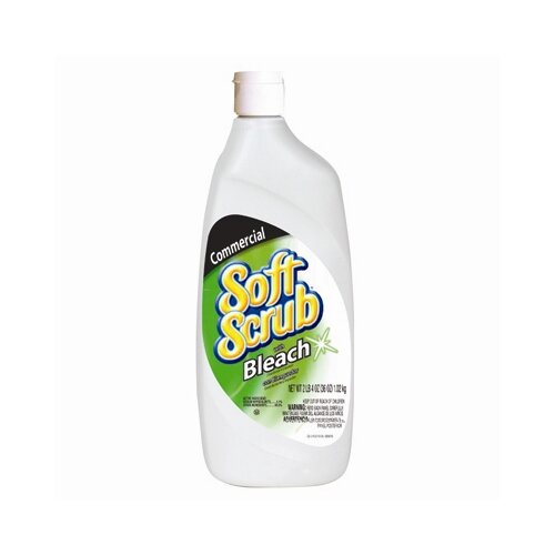 SOFT SCRUB Cleanser with Bleach Bottle