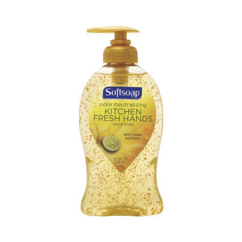 Softsoap Hand Soap Kitchen Fresh Hands Pump Bottle - 8.5-oz.