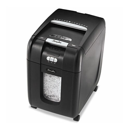 Swingline 175 Sheet Duty Cross-Cut Shredder