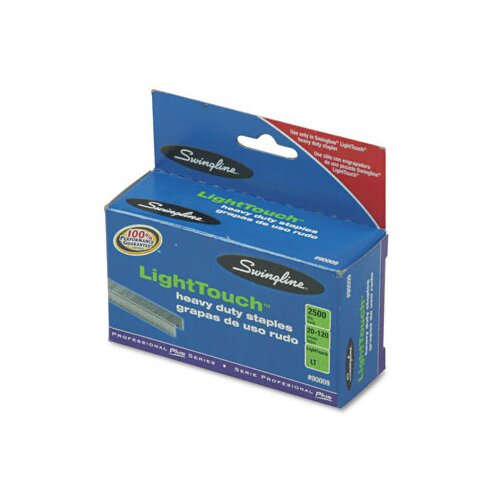 Swingline Heavy-Duty Staples for 90010 Stapler, 2500/Box