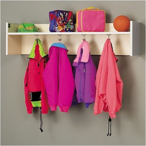 Fleetwood Koala-Tee Coat Rack with Shelf