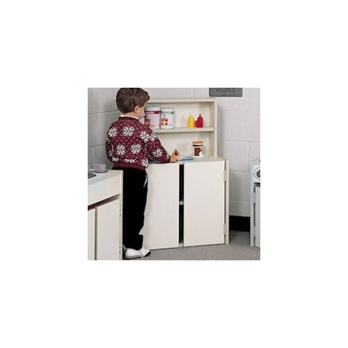 Fleetwood Koala-Tee Play Kitchen Hutch and Cupboard