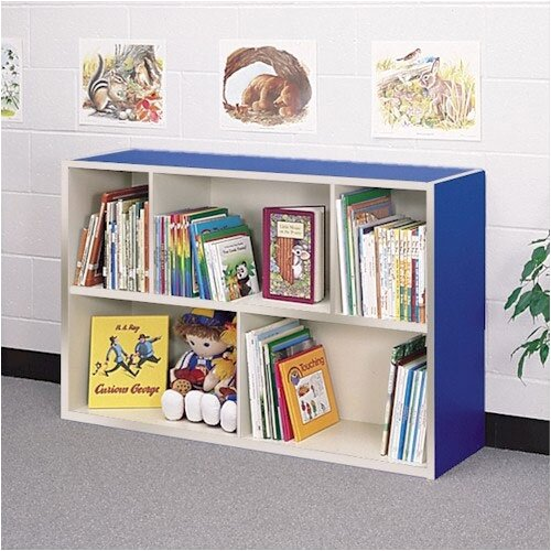 Fleetwood Koala-Tee Five Cubby Storage Shelves