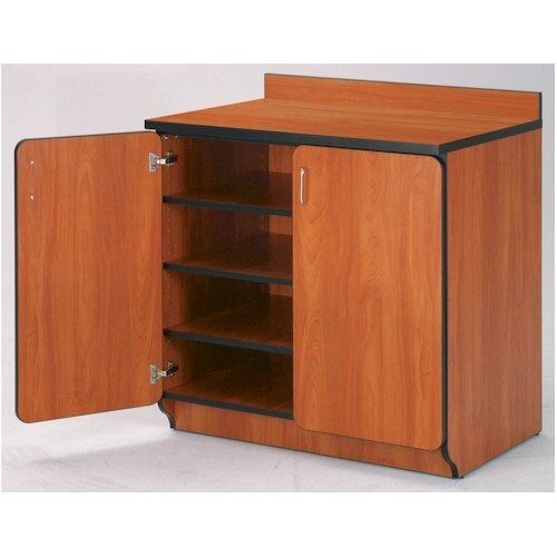 "Fleetwood Illusions 30"" Base Cabinet with Doors/Shelves"