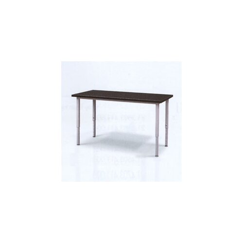 Fleetwood Adjustable Height Steel Frame Science Table with Colored Chemical Resistant Top