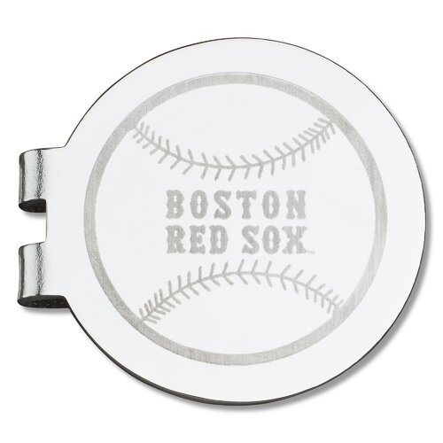 LogoArt® MLB Laser Etched Silver Plated Money Clip